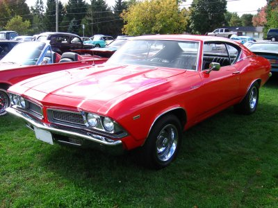 1969 Pontiac Beaumont