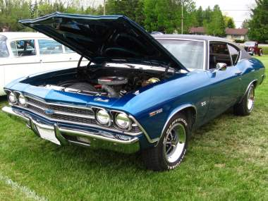 1969 Chevelle 350 SS