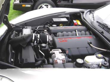 Chevy LS2 Corvette Engine