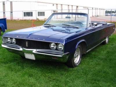 Chrysler Newport Convertible