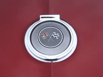Corvette Gas Cap