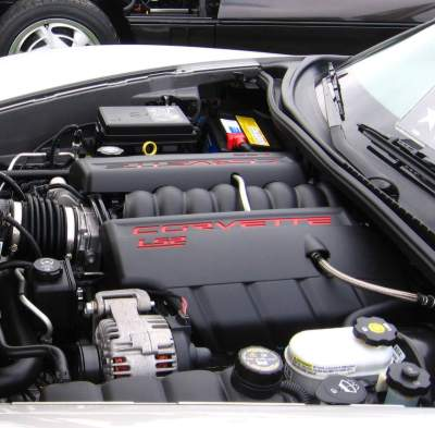 Corvette LS2 Engine