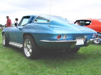 1965 Corvette Coupe