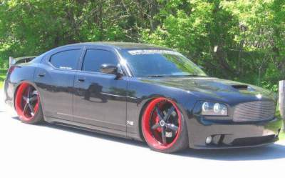Customized New Generation Dodge Charger