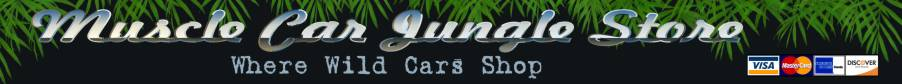 Muscle Car Jungle Header