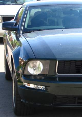 Fifth Generation Mustang