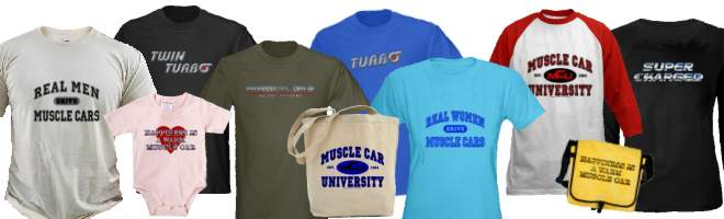 Muscle Car Apparel
