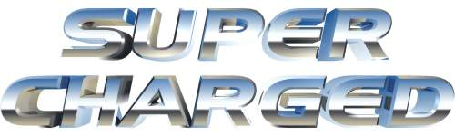 Super Charged Logo